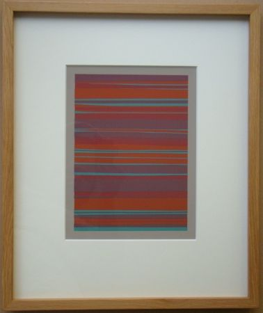 Sérigraphie Albers - Interaction of Color