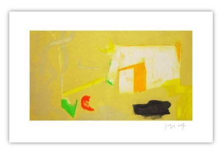 Gravure Capa - Interior amarillo