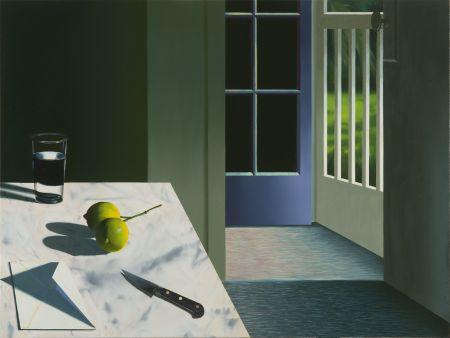 Aucune Technique Cohen - Interior with Envelope and Limes
