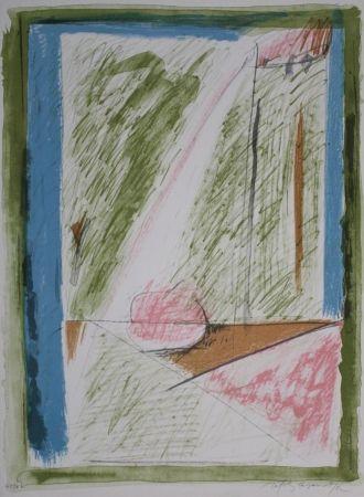 Lithographie Ràfols Casamada - Interiors 1