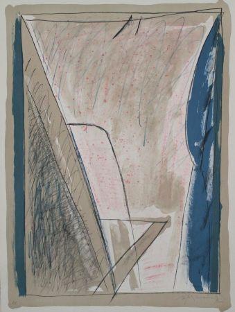 Lithographie Ràfols Casamada - Interiors 2