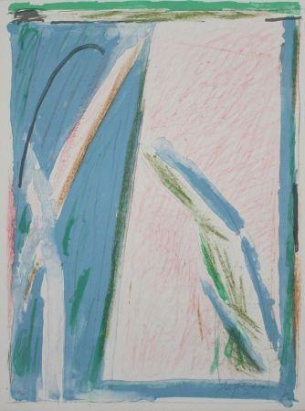 Lithographie Ràfols Casamada - Interiors 3