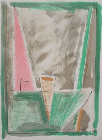Lithographie Ràfols Casamada - Interiors 4