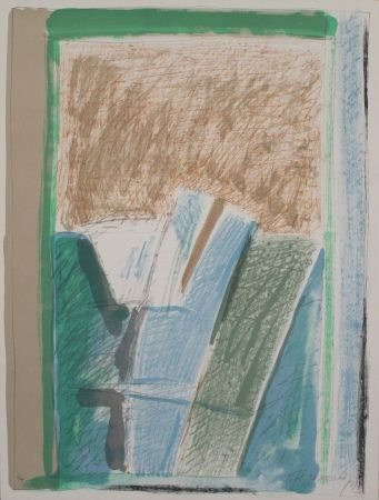 Lithographie Ràfols Casamada - Interiors 8
