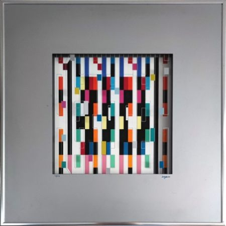Multiple Agam - Interspaceograph,