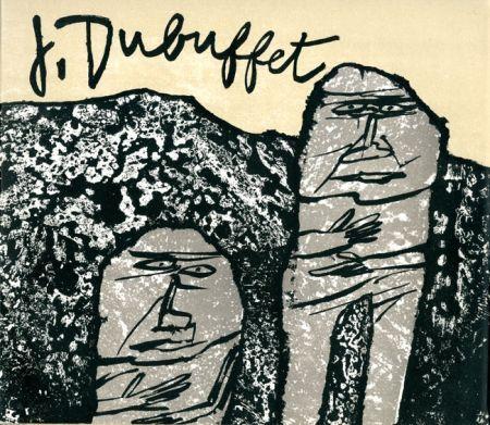 Lithographie Dubuffet - Introduction à son oeuvre (par James Fitzsimmons)