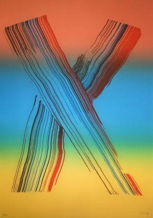 Eau-Forte Broto - Iris 2