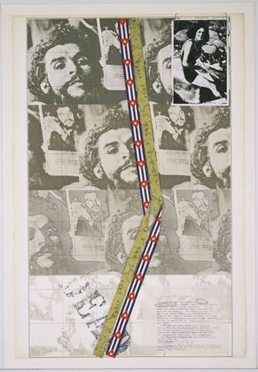 Sérigraphie Tilson - Is this Che Guevara II?