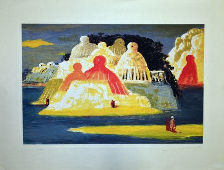 Eau-Forte Fiume - Isola delle statue