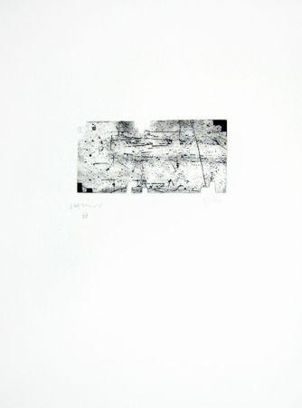 Gravure Chillida - Itsasoratu