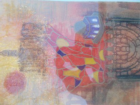 Gravure Engel - Jérusalem II
