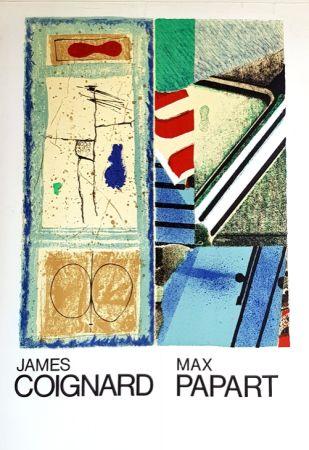 Lithographie Coignard - J Coignard  Max Papart