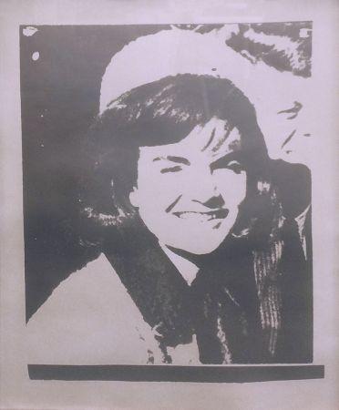 Sérigraphie Warhol - JACQUELINE KENNEDY I FS II.13