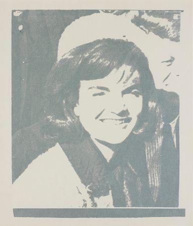 Sérigraphie Warhol - Jacqueline Kennedy I (Jackie I) (FS II.13)