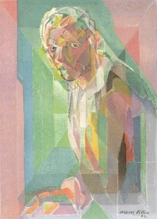 Livre Illustré Villon - Jacques Villon ou l'art glorieux