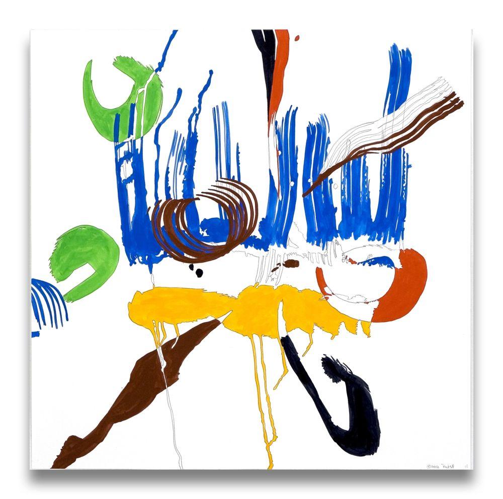 Aucune Technique Priest - Jazz Cubano 48: Percussion Drawing