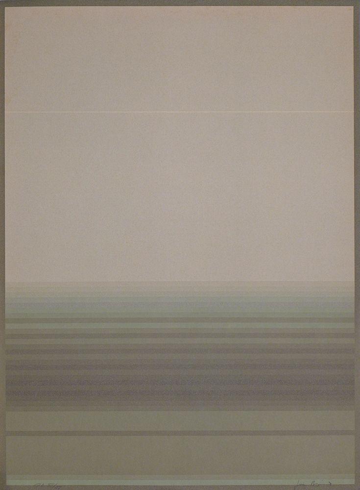 Lithographie Bird - J.B.I. - 1
