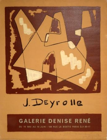 Affiche Deyrolle - Jean Deyrolle