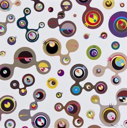 Offset Murakami - Jellyfish Eyes White 4