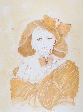Lithographie Heine -
