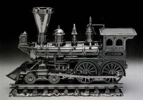 Lithographie Koons - Jim Beam - JB Turner Engine