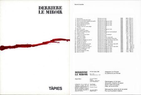 Livre Illustré Tàpies - Joan Brossa