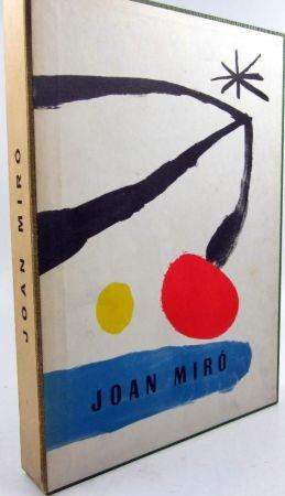 Livre Illustré Miró - Joan Miró. Dibujos y litografías.Papeles de son armadans