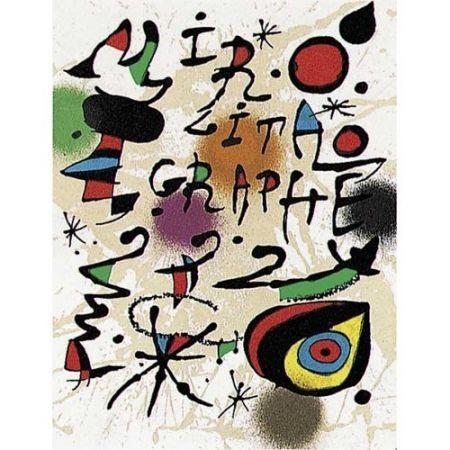 Livre Illustré Miró -  Joan Miró. Litógrafo. Vol. III: 1964-1969