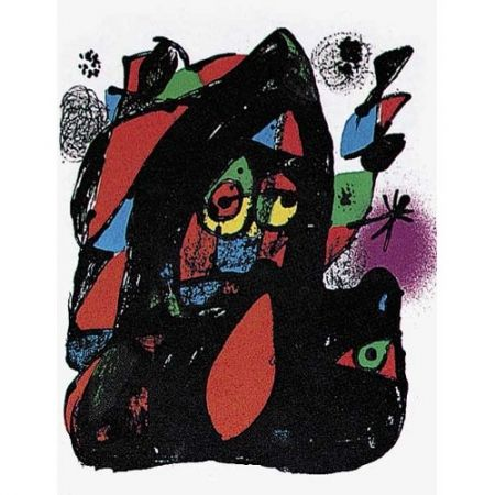 Livre Illustré Miró - Joan Miró. Litógrafo Vol. IV: 1969-1972.catalogue raisonne