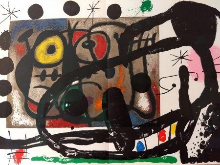 Livre Illustré Miró - Joan Miro
