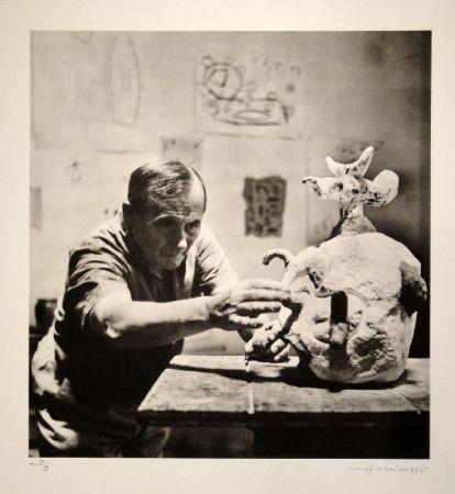 Aucune Technique Scheidegger - Joan Miro