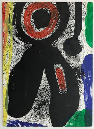 Livre Illustré Miró - Joan Miro - Oeuvre gravé et lithographié (1969)