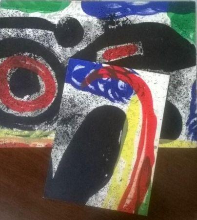Aucune Technique Miró - Joan Miro Oeuvre gravé et lithographié