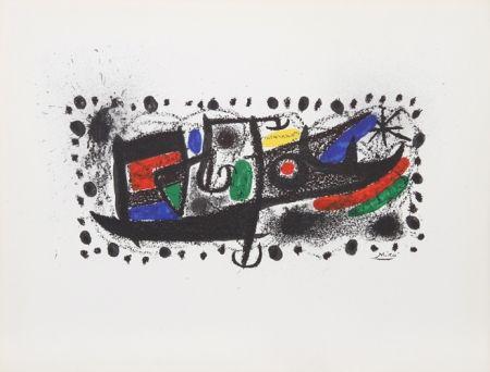 Lithographie Miró - Joan Miro und Katalonien