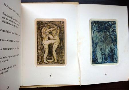 Livre Illustré Brossa - Joc de Cartes - Joan Brossa - Victor Ramírez