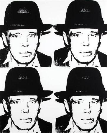 Sérigraphie Warhol - Joseph Beuys
