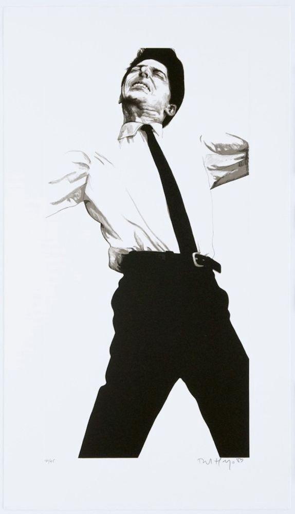 Lithographie Longo - Jules