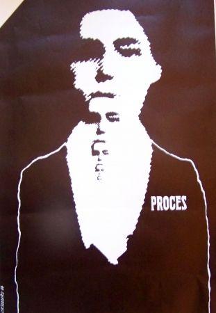 Affiche Cieslewicz  - Kafka