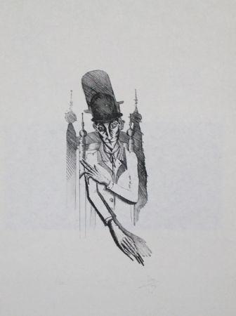 Gravure Ponc - Kafka 7