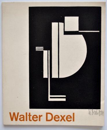 Gravure Sur Bois Dexel - Katalog Museum Braunschweig 1962 signiert