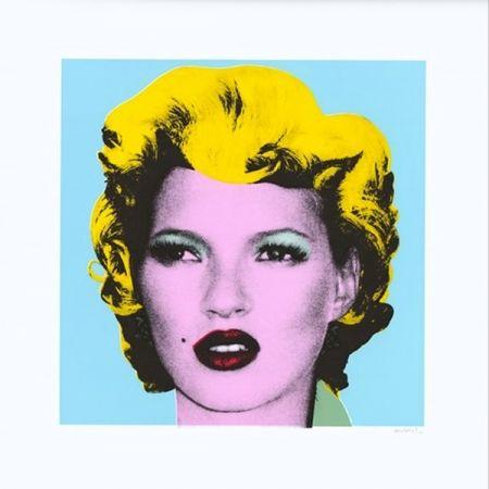 Sérigraphie Banksy - Kate