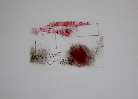 Pointe-Sèche Lakner - Keats Grab / Keats' Grave