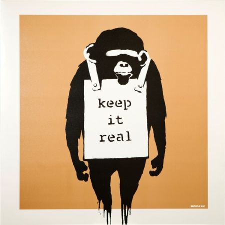 Offset Banksy - Keep It Real/laugh Now