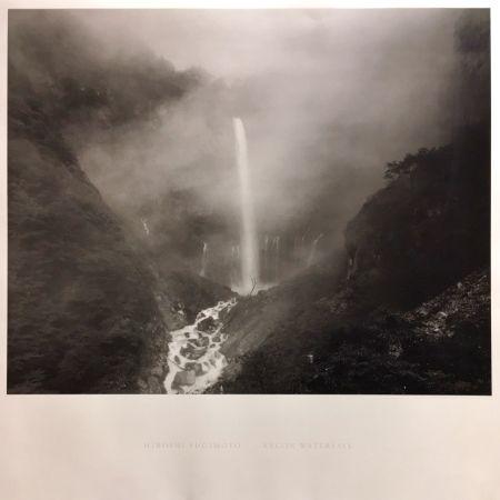 Lithographie Sugimoto - Kegon Falls