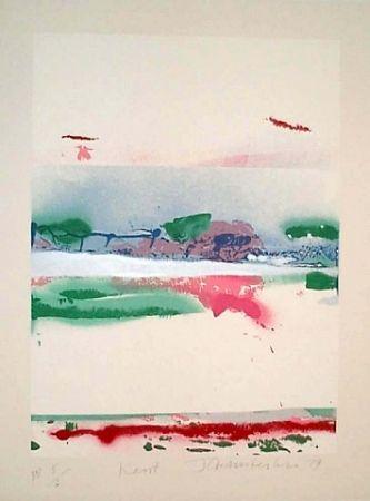 Lithographie Chamberlain - Kent