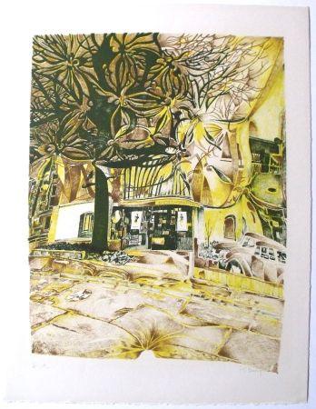 Lithographie Bury - Kestner gelsellschaft