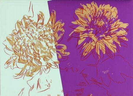 Sérigraphie Warhol - Kiku
