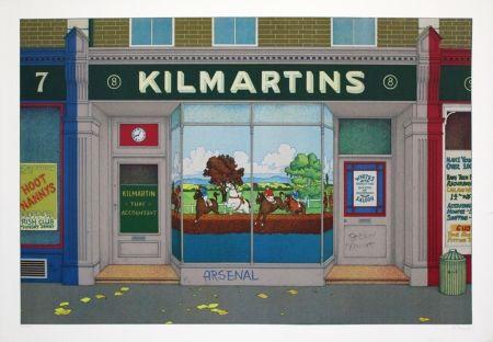 Lithographie Moritz - Kilmartins