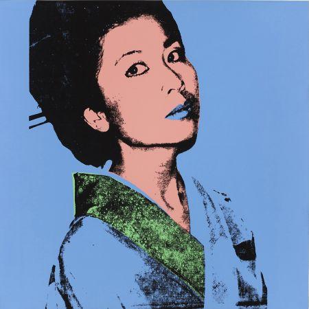 Sérigraphie Warhol - KIMIKO FS II.237