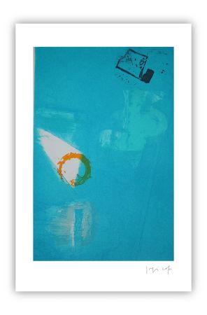 Gravure Capa - Klares blau (S.A.)